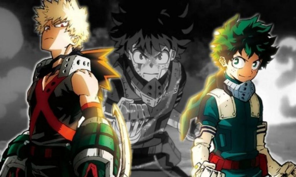 Release date for Boku no My Hero Academia Chapter 280, Spoilers ...